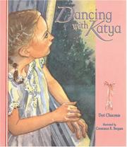 DANCING WITH KATYA by Dori Chaconas