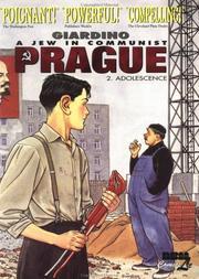 A JEW IN COMMUNIST PRAGUE by Vittorio Giardino