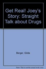 JOEY'S STORY by Gilda Berger
