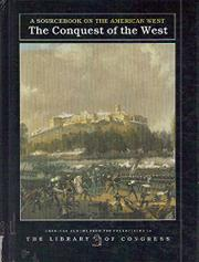 THE CONQUEST OF THE WEST by Carter Smith