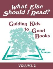 WHAT ELSE SHOULD I READ? by Matt Berman