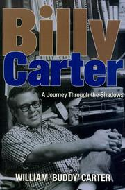 BILLY CARTER by William ``Buddy'' Carter