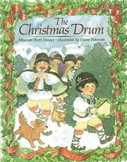 Cover art for THE CHRISTMAS DRUM
