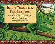 Book Cover for KONTE CHAMELEON FINE, FINE, FINE!