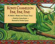 KONTE CHAMELEON FINE, FINE, FINE! by Cristina Kessler