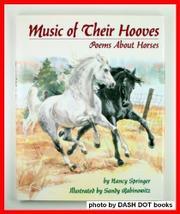MUSIC OF THEIR HOOVES by Nancy Springer