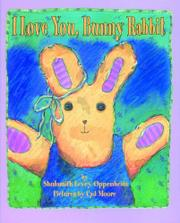 Cover art for I LOVE YOU, BUNNY RABBIT