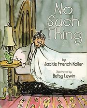 Cover art for NO SUCH THING