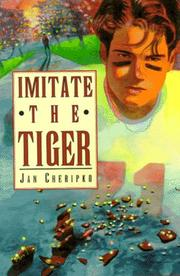 Cover art for IMITATE THE TIGER