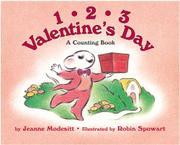 ONE, TWO, THREE VALENTINE'S DAY by Jr. Modesitt