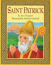 SAINT PATRICK by Ann Tompert