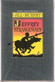 Cover art for JEFFREY STRANGEWAYS