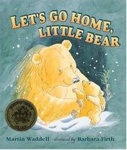 Cover art for LET'S GO HOME, LITTLE BEAR