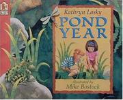 POND YEAR by Kathryn Lasky