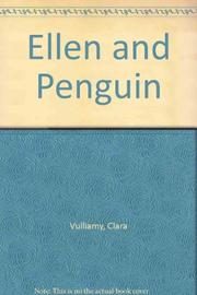 ELLEN AND PENGUIN by Clara Vulliamy