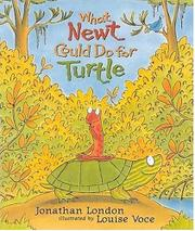 Cover art for WHAT NEWT COULD DO FOR TURTLE