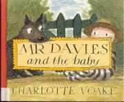MR. DAVIES AND THE BABY by Charlotte Voake