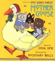 Book Cover for MY VERY FIRST MOTHER GOOSE