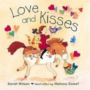 Book Cover for LOVE AND KISSES