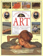 A CHILD'S BOOK OF ART by Lucy Micklethwait