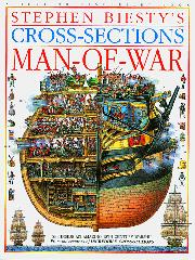 MAN-OF-WAR by Richard Platt