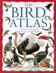 THE BIRD ATLAS by Barbara Taylor