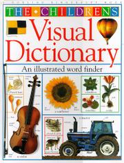 THE CHILDREN'S VISUAL DICTIONARY by Jane Bunting