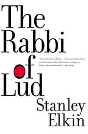 THE RABBI OF LUD by Stanley Elkin