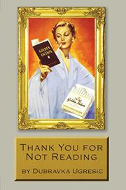 Book Cover for THANK YOU FOR NOT READING
