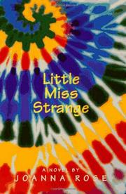 LITTLE MISS STRANGE by Joanna Rose