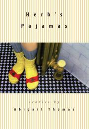 HERB'S PAJAMAS by Abigail Thomas