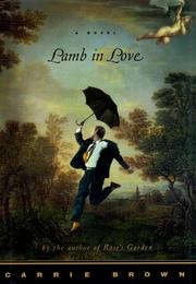 LAMB IN LOVE by Carrie Brown