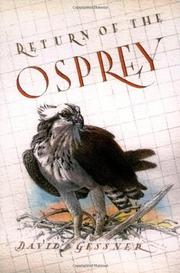 RETURN OF THE OSPREY by David Gessner