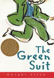 THE GREEN SUIT by Dwight Allen