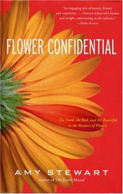 FLOWER CONFIDENTIAL by Amy Stewart