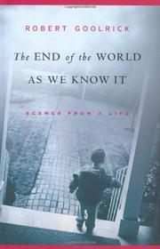 Cover art for THE END OF THE WORLD AS WE KNOW IT
