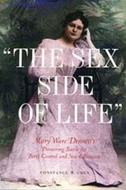 THE ``SEX SIDE OF LIFE'' by Constance M. Chen