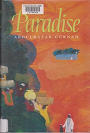 PARADISE by Abdulrazak Gurnah