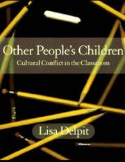 OTHER PEOPLE'S CHILDREN by Lisa Delpit