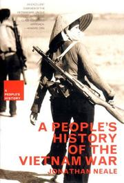 Cover art for A PEOPLE'S HISTORY OF THE VIETNAM WAR