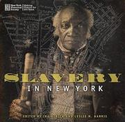 SLAVERY IN NEW YORK by Ira Berlin