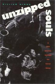 UNZIPPED SOULS by William Minor