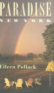 PARADISE, NEW YORK by Eileen Pollack