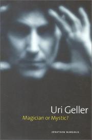 URI GELLER by Jonathan Margolis