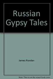 RUSSIAN GYPSY TALES by Yefim Druts