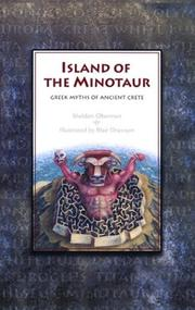 ISLAND OF THE MINOTAUR by Sheldon Oberman