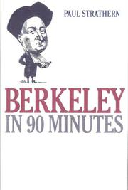BERKELEY IN 90 MINUTES by Paul Strathern