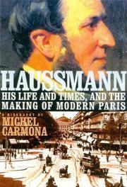 HAUSSMANN by Michel Carmona