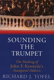 Cover art for SOUNDING THE TRUMPET