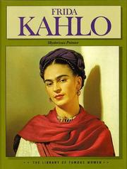 FRIDA KAHLO by Nancy Frazier
